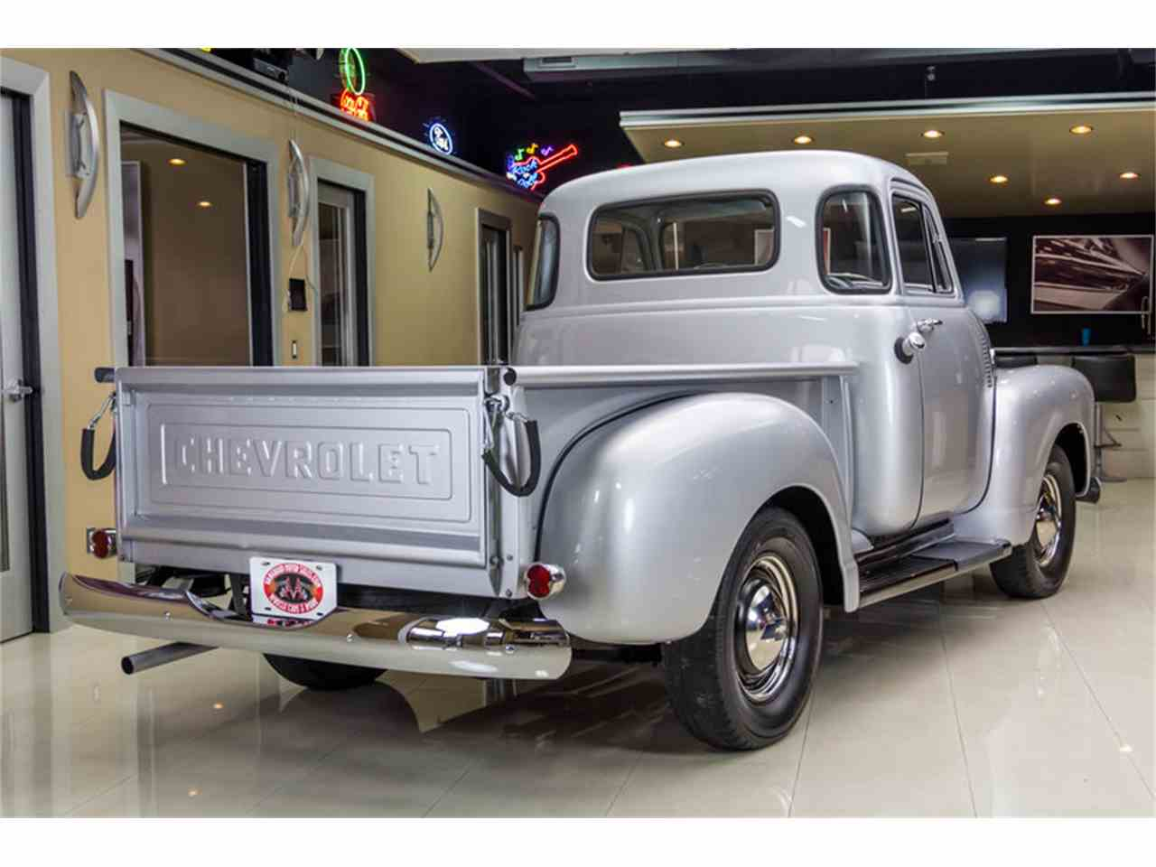 Large Picture of '55 3100 5 Window Deluxe Pickup located in Plymouth Michigan - $43,900.00 Offered by Vanguard Motor Sales - JUIZ