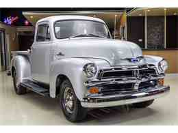 Picture of '55 Chevrolet 3100 5 Window Deluxe Pickup located in Plymouth Michigan Offered by Vanguard Motor Sales - JUIZ
