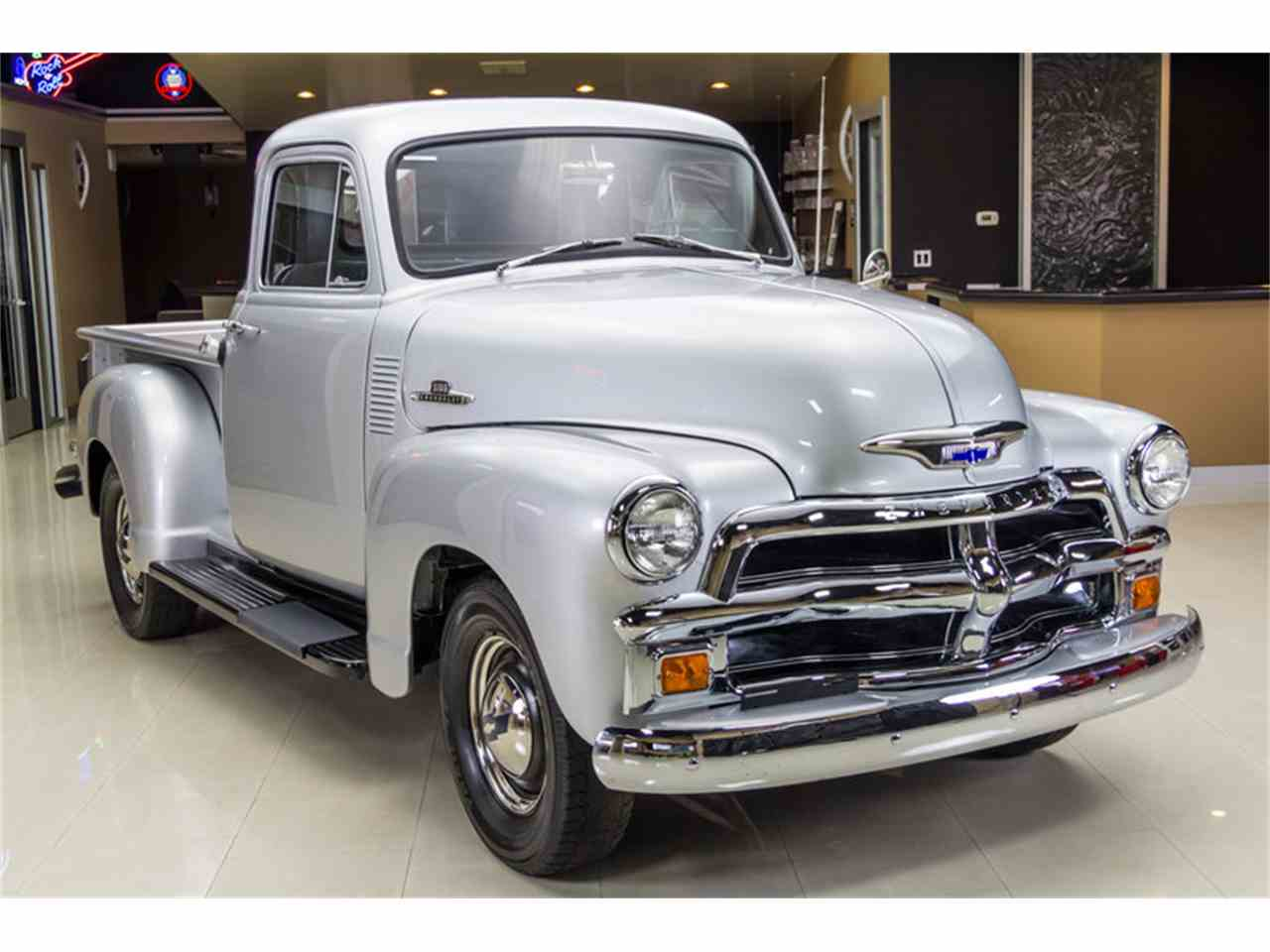 Large Picture of '55 Chevrolet 3100 5 Window Deluxe Pickup located in Plymouth Michigan - $43,900.00 - JUIZ