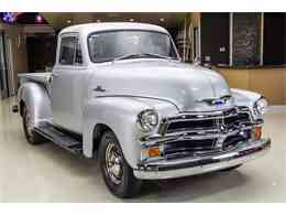 Picture of '55 Chevrolet 3100 5 Window Deluxe Pickup located in Plymouth Michigan - $43,900.00 - JUIZ