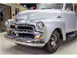 Picture of '55 Chevrolet 3100 5 Window Deluxe Pickup located in Plymouth Michigan - $43,900.00 Offered by Vanguard Motor Sales - JUIZ
