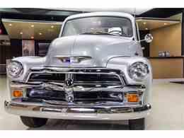 Picture of 1955 3100 5 Window Deluxe Pickup Offered by Vanguard Motor Sales - JUIZ