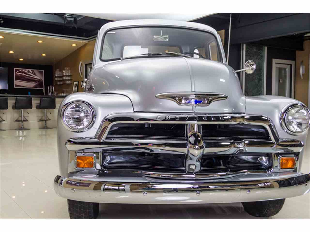 Large Picture of Classic 1955 3100 5 Window Deluxe Pickup located in Plymouth Michigan Offered by Vanguard Motor Sales - JUIZ