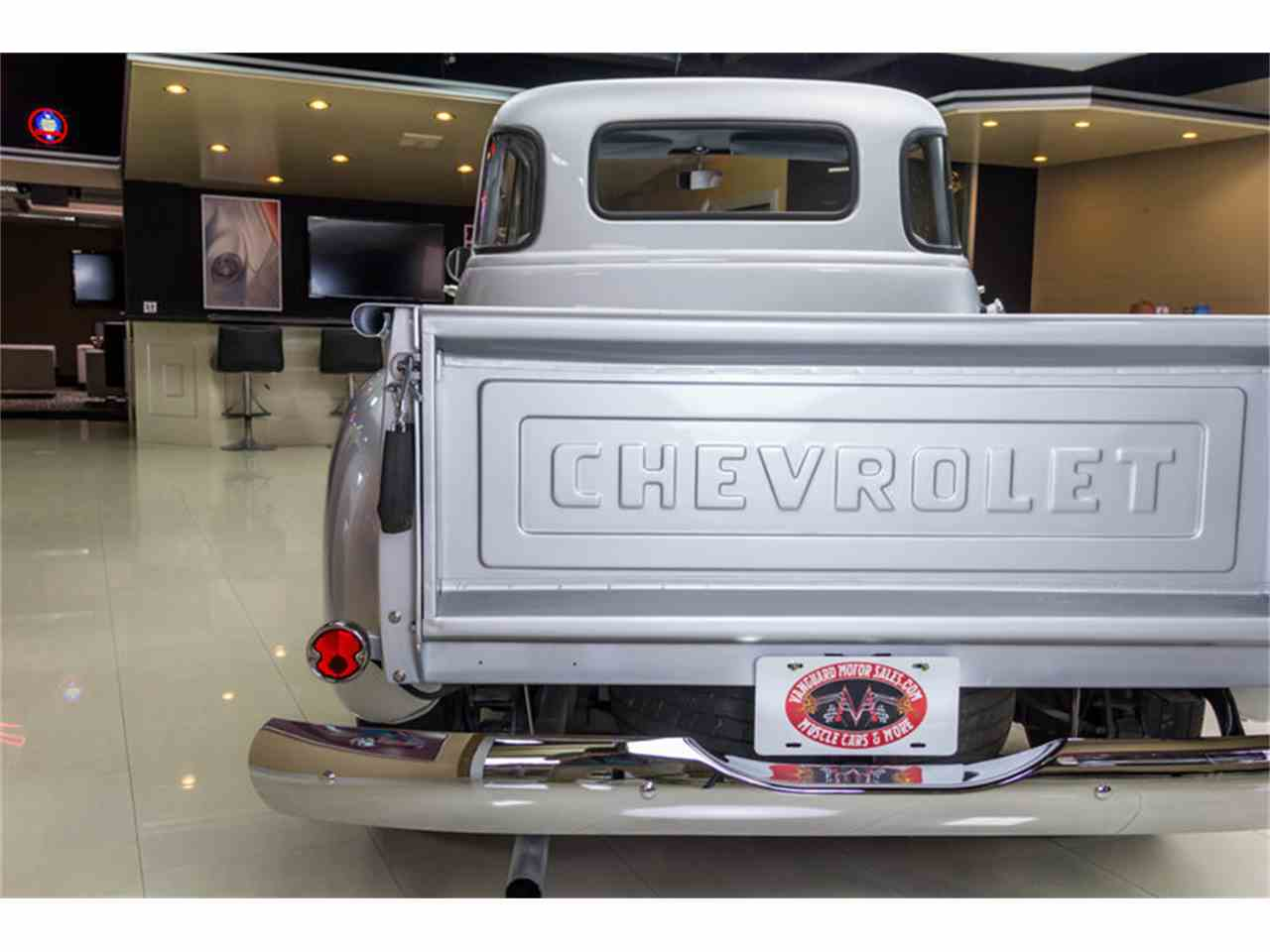 Large Picture of Classic '55 Chevrolet 3100 5 Window Deluxe Pickup Offered by Vanguard Motor Sales - JUIZ