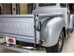 Picture of Classic 1955 Chevrolet 3100 5 Window Deluxe Pickup located in Michigan - $43,900.00 Offered by Vanguard Motor Sales - JUIZ