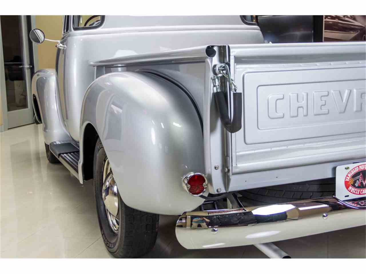 Large Picture of 1955 3100 5 Window Deluxe Pickup located in Plymouth Michigan Offered by Vanguard Motor Sales - JUIZ