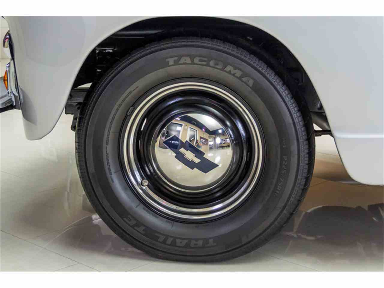 Large Picture of Classic '55 Chevrolet 3100 5 Window Deluxe Pickup - $43,900.00 Offered by Vanguard Motor Sales - JUIZ