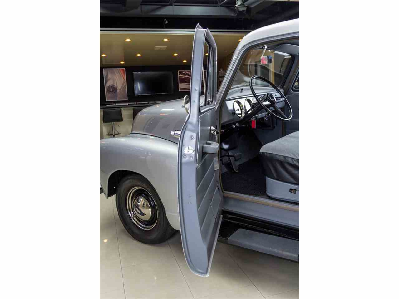Large Picture of 1955 Chevrolet 3100 5 Window Deluxe Pickup located in Michigan Offered by Vanguard Motor Sales - JUIZ