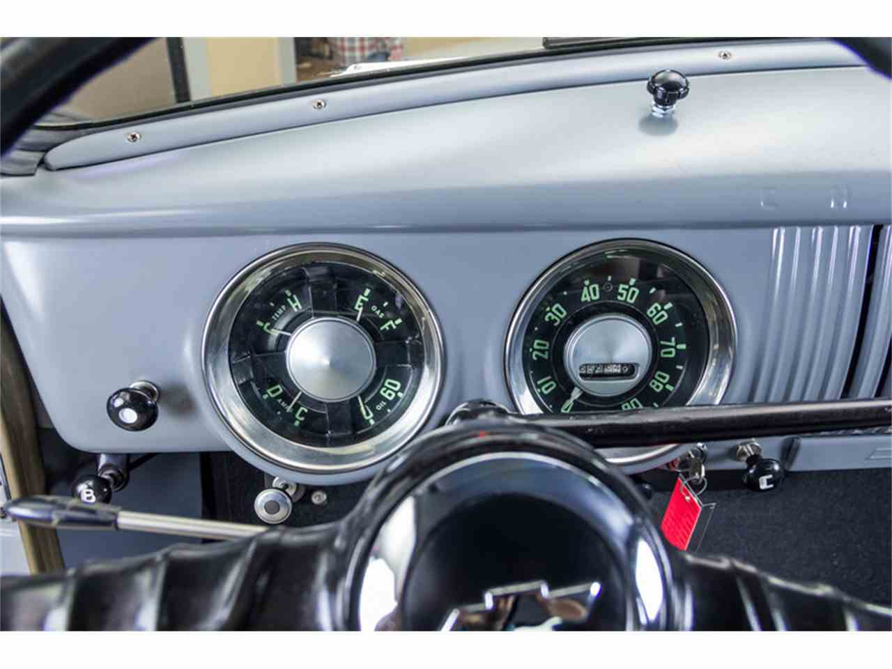 Large Picture of '55 3100 5 Window Deluxe Pickup located in Michigan - $43,900.00 Offered by Vanguard Motor Sales - JUIZ