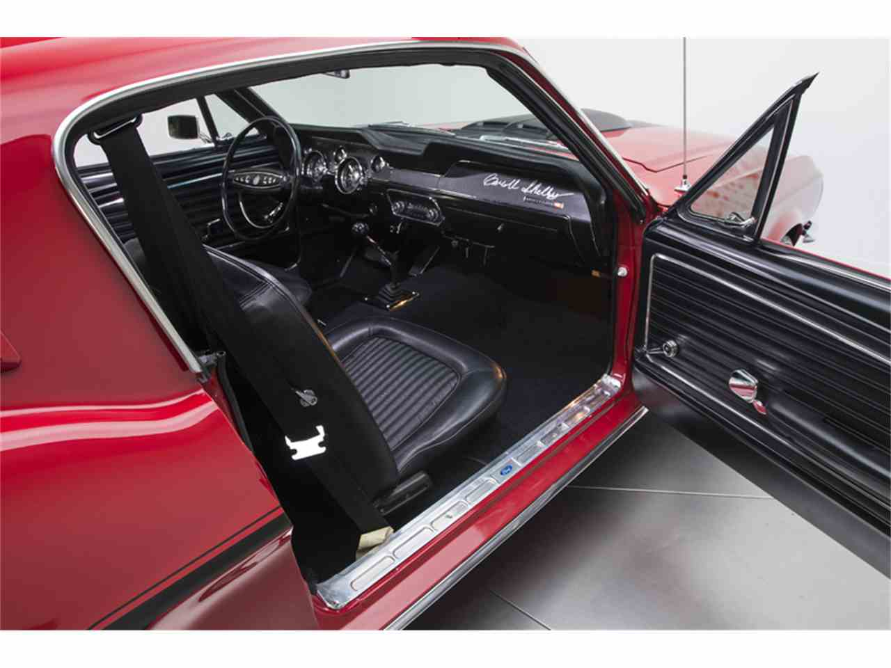 Large Picture of '68 Mustang GT - JUJ8