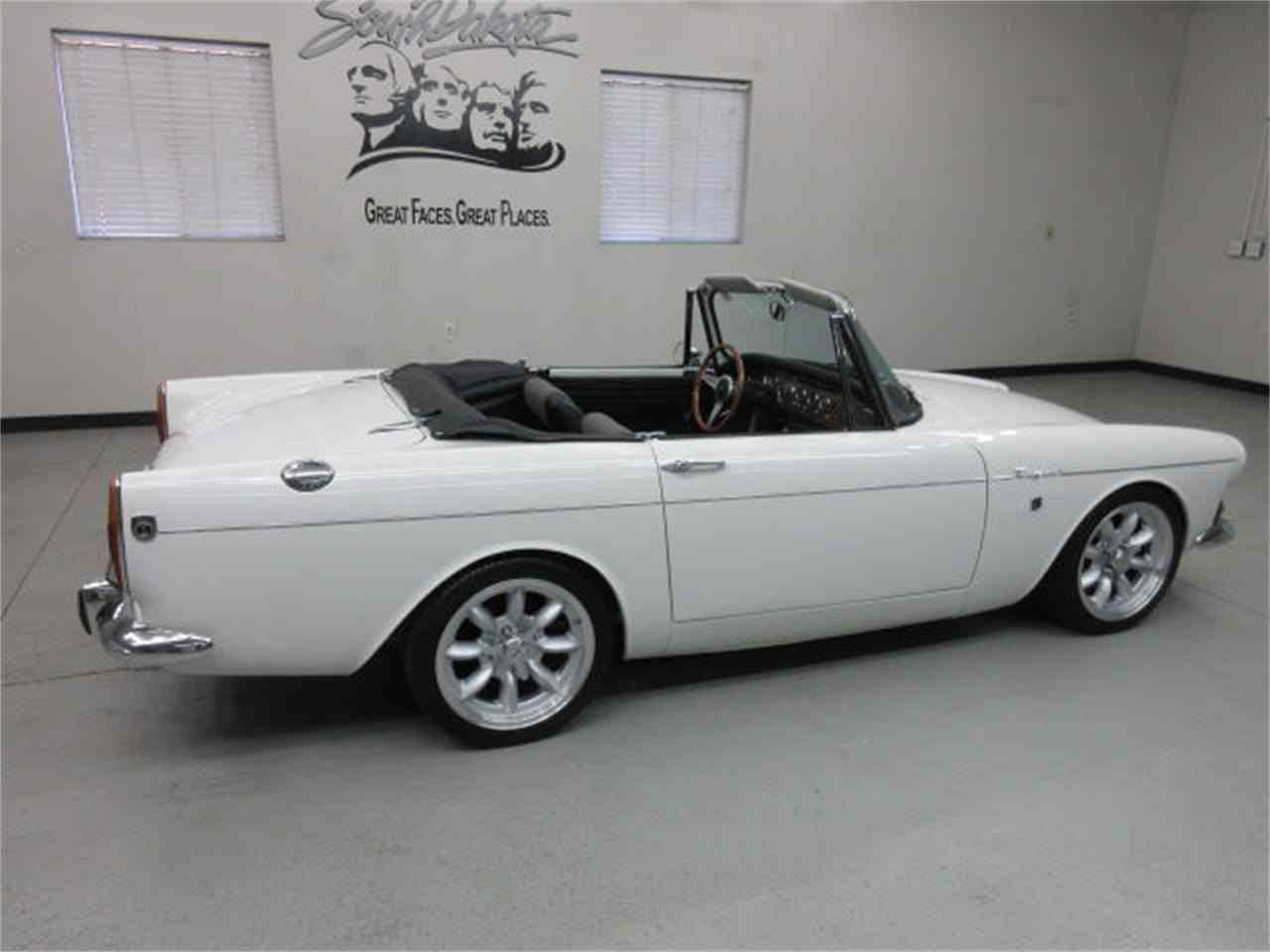 Large Picture of 1967 Sunbeam Alpine located in South Dakota Offered by Frankman Motor Company - JUJS