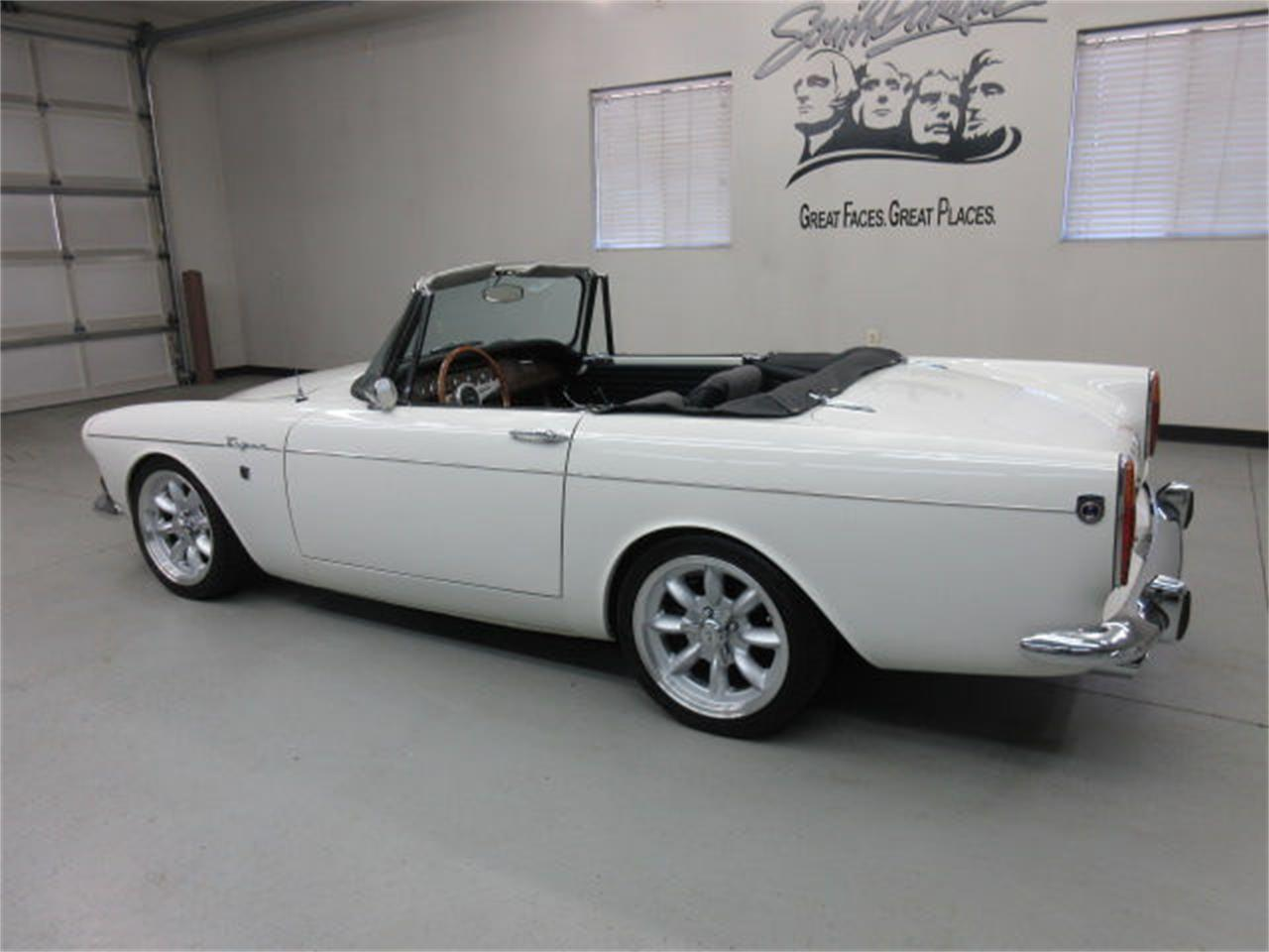 Large Picture of '67 Sunbeam Alpine - JUJS
