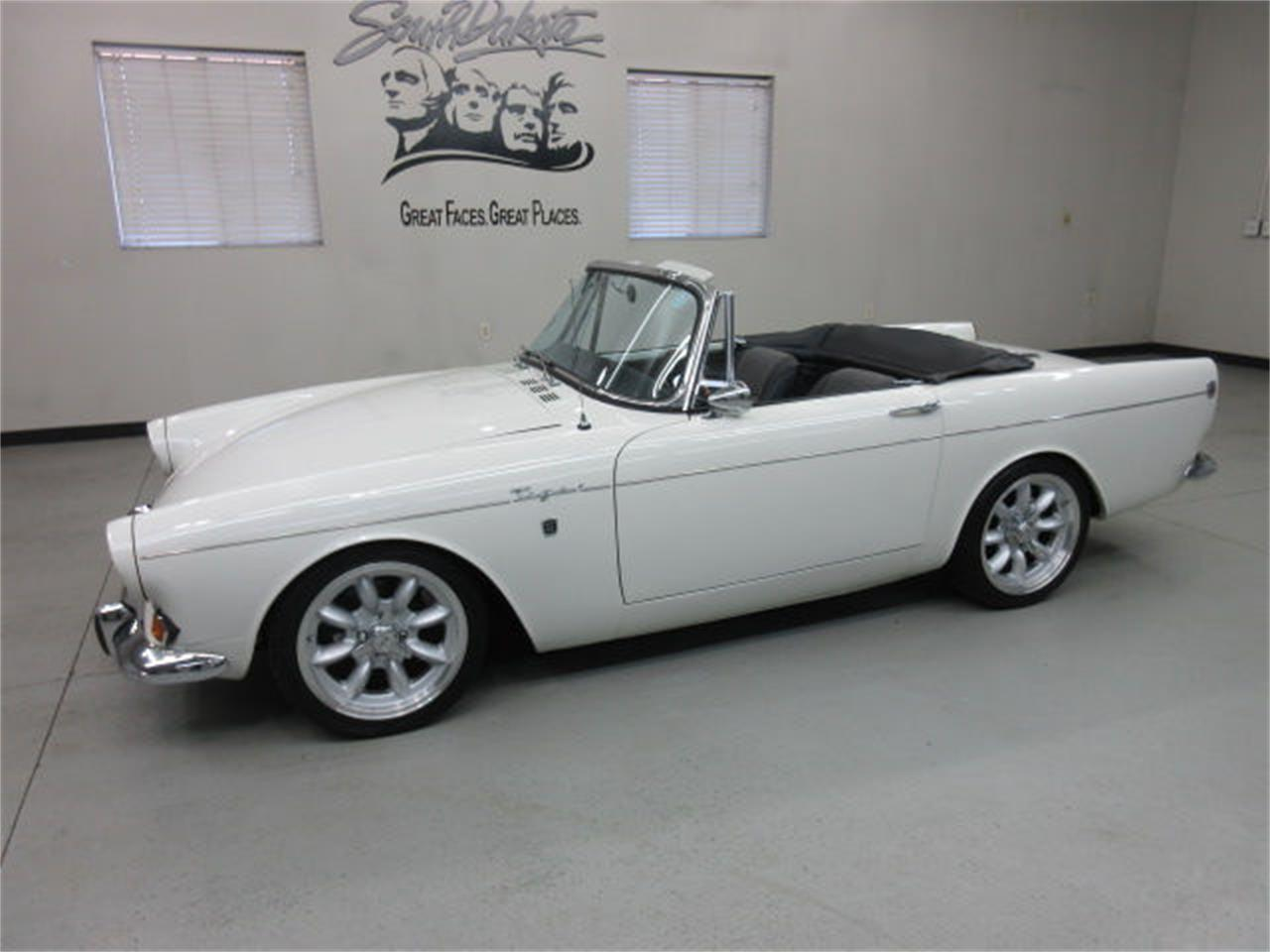 Large Picture of 1967 Sunbeam Alpine located in Sioux Falls South Dakota Offered by Frankman Motor Company - JUJS
