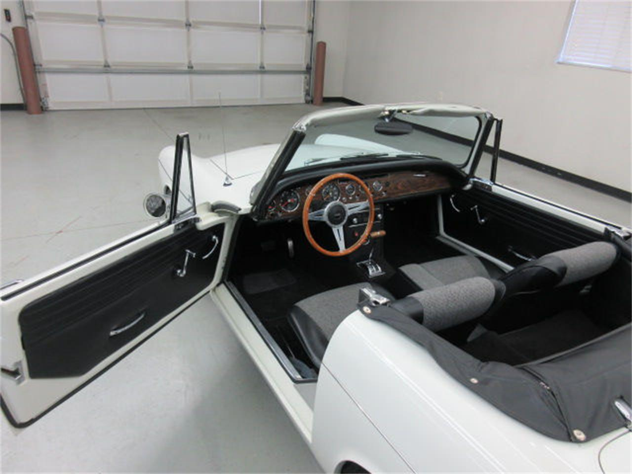 Large Picture of Classic '67 Sunbeam Alpine located in South Dakota - $40,975.00 - JUJS