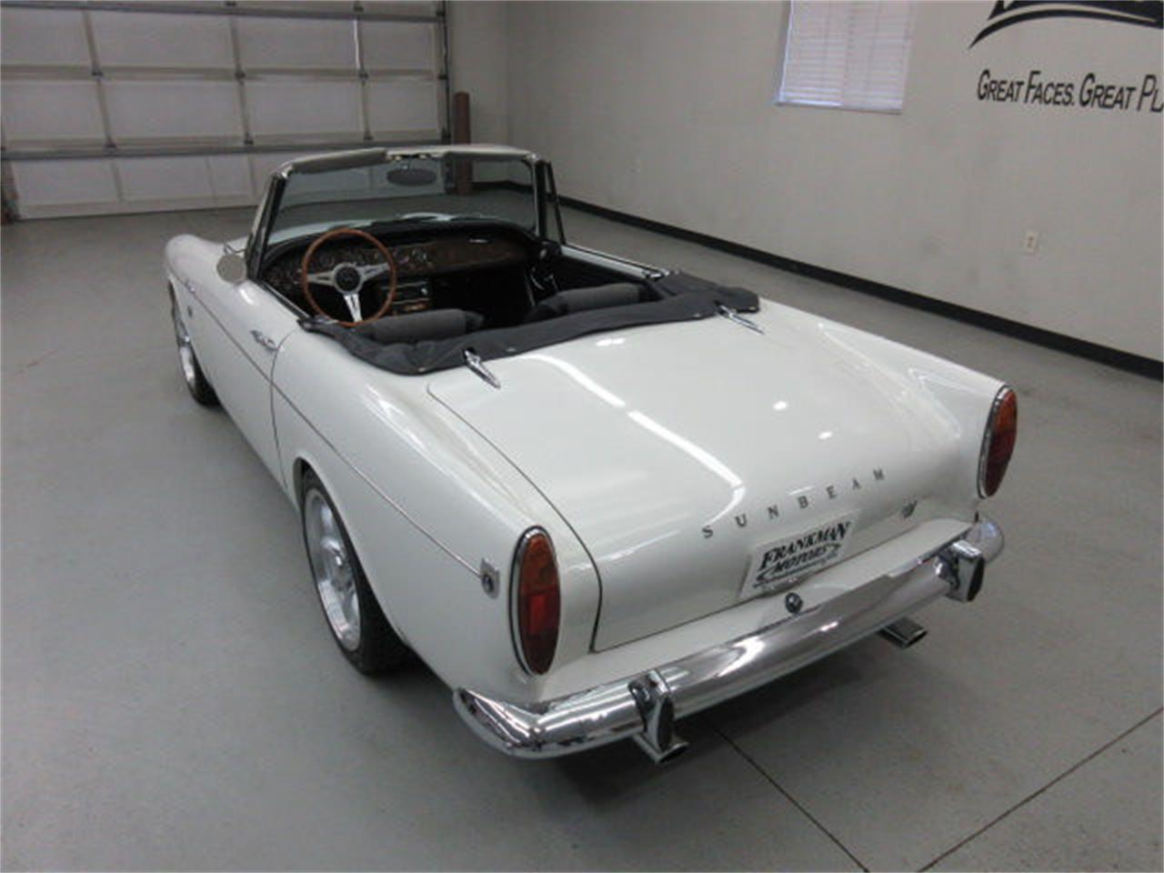 Large Picture of '67 Sunbeam Alpine located in South Dakota - $40,975.00 - JUJS
