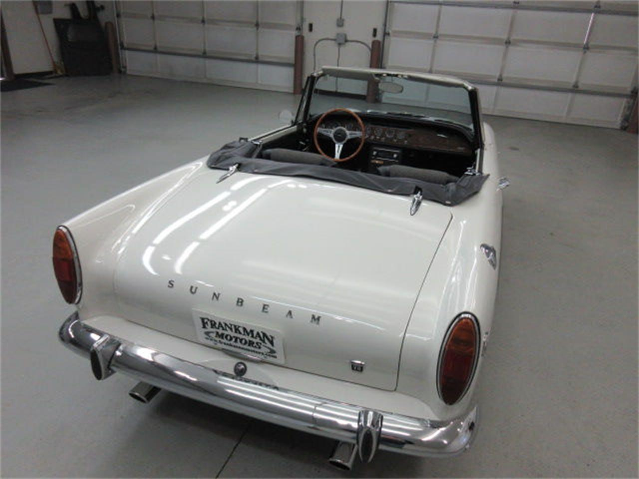 Large Picture of 1967 Sunbeam Alpine - JUJS