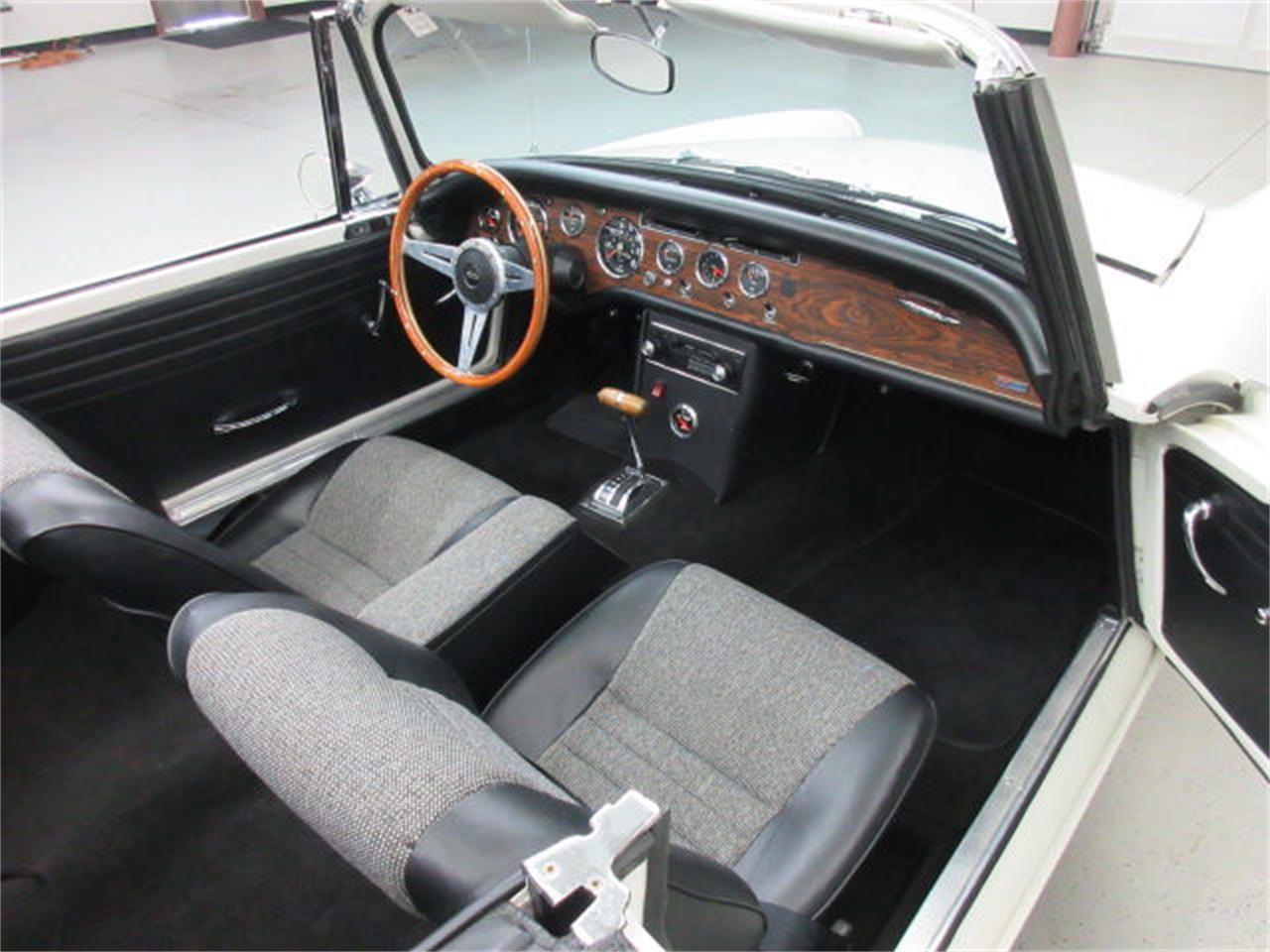 Large Picture of Classic 1967 Sunbeam Alpine located in Sioux Falls South Dakota Offered by Frankman Motor Company - JUJS