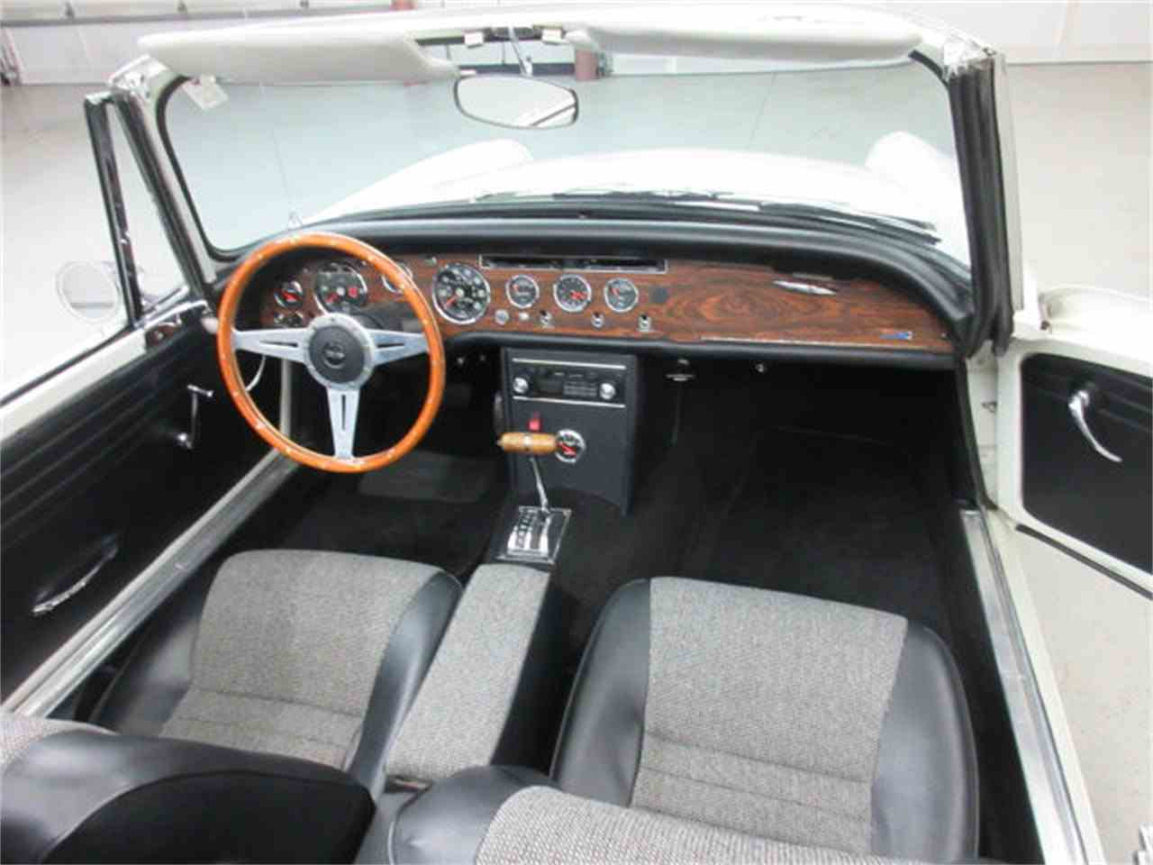 Large Picture of Classic 1967 Sunbeam Alpine located in South Dakota - $40,975.00 Offered by Frankman Motor Company - JUJS