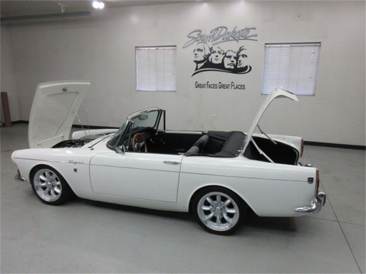 Large Picture of 1967 Sunbeam Alpine located in Sioux Falls South Dakota - JUJS