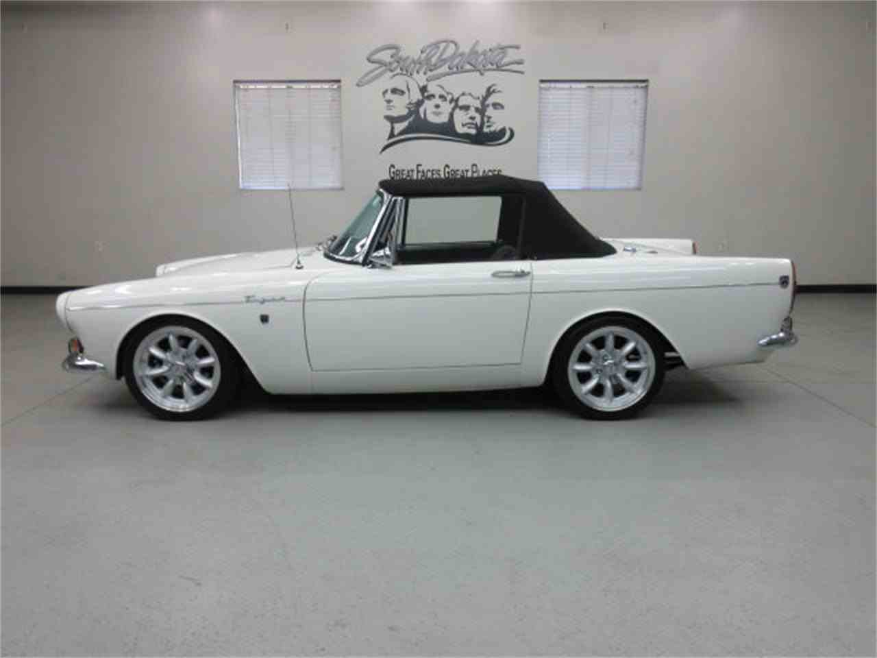 Large Picture of Classic '67 Sunbeam Alpine located in Sioux Falls South Dakota - $40,975.00 Offered by Frankman Motor Company - JUJS