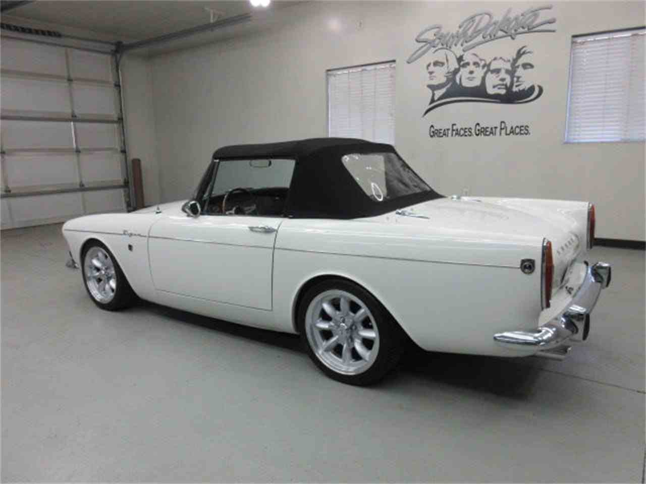 Large Picture of Classic '67 Sunbeam Alpine - $40,975.00 Offered by Frankman Motor Company - JUJS