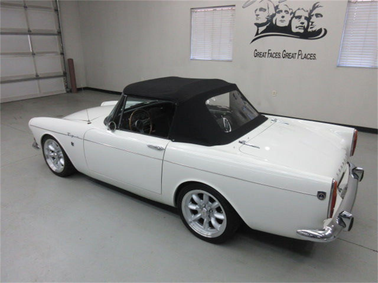 Large Picture of 1967 Sunbeam Alpine Offered by Frankman Motor Company - JUJS