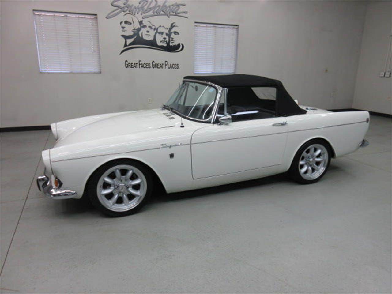 Large Picture of '67 Sunbeam Alpine Offered by Frankman Motor Company - JUJS