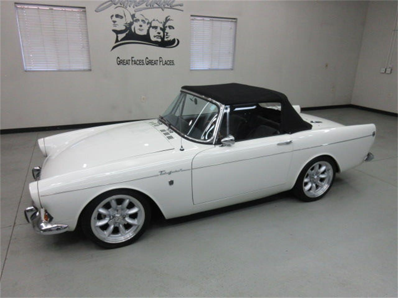 Large Picture of Classic 1967 Sunbeam Alpine located in Sioux Falls South Dakota - JUJS