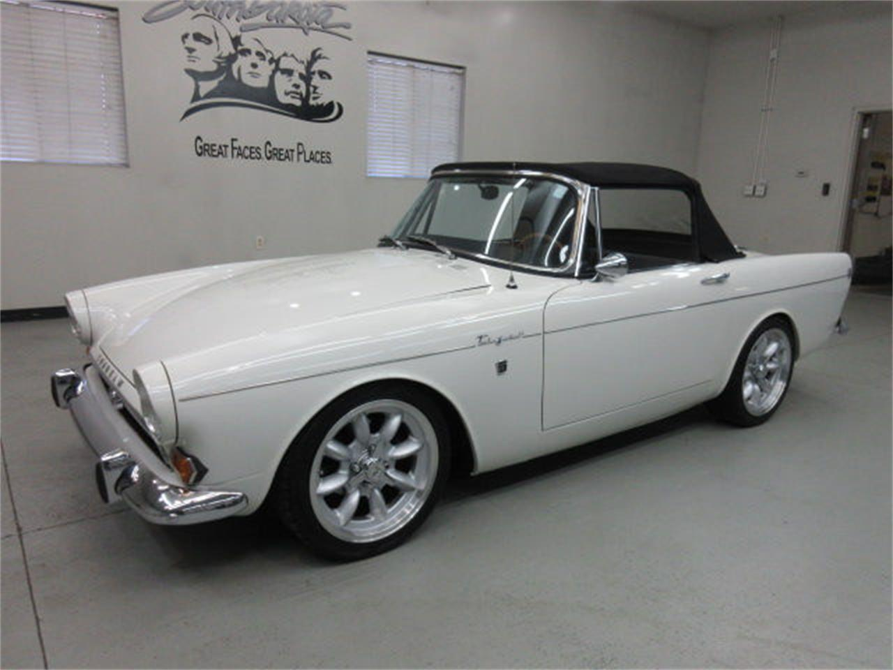 Large Picture of Classic '67 Sunbeam Alpine located in Sioux Falls South Dakota - JUJS