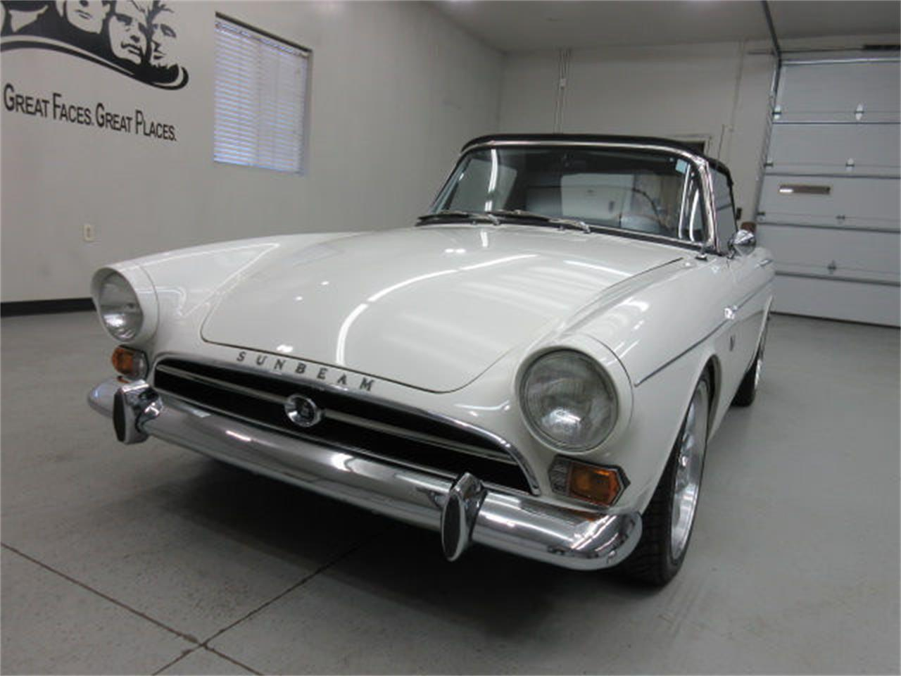 Large Picture of Classic 1967 Alpine located in South Dakota Offered by Frankman Motor Company - JUJS