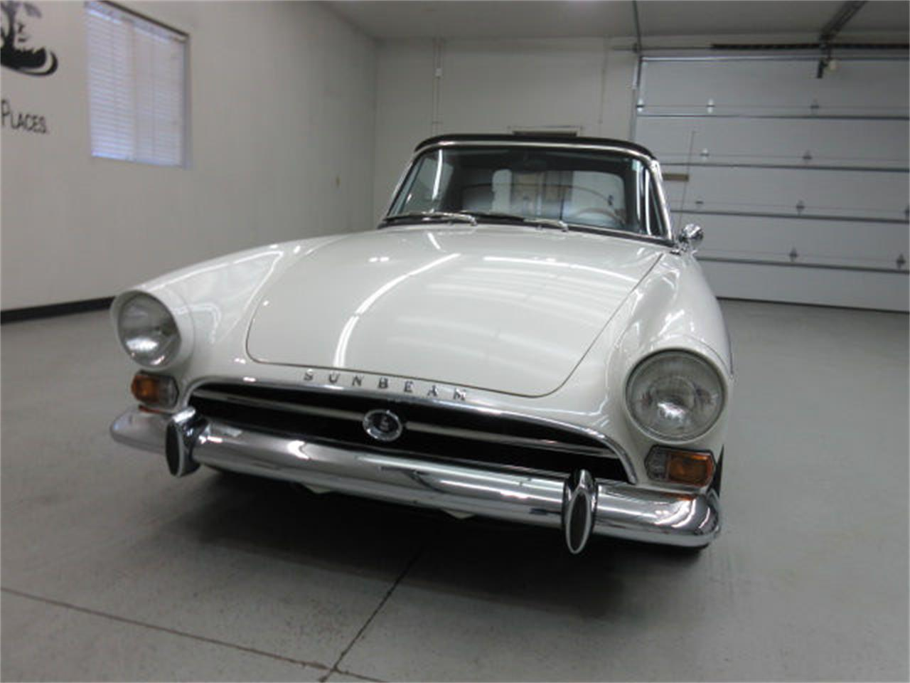 Large Picture of Classic 1967 Sunbeam Alpine located in South Dakota Offered by Frankman Motor Company - JUJS