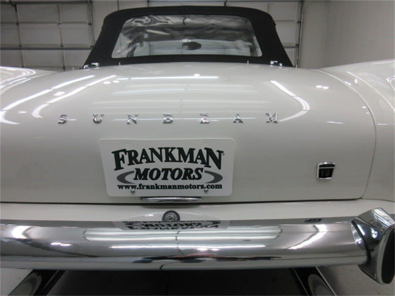 Large Picture of Classic 1967 Alpine located in Sioux Falls South Dakota - $40,975.00 Offered by Frankman Motor Company - JUJS