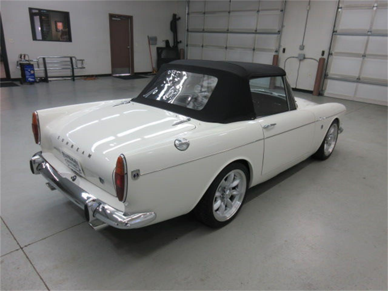 Large Picture of Classic '67 Sunbeam Alpine located in Sioux Falls South Dakota - $40,975.00 - JUJS