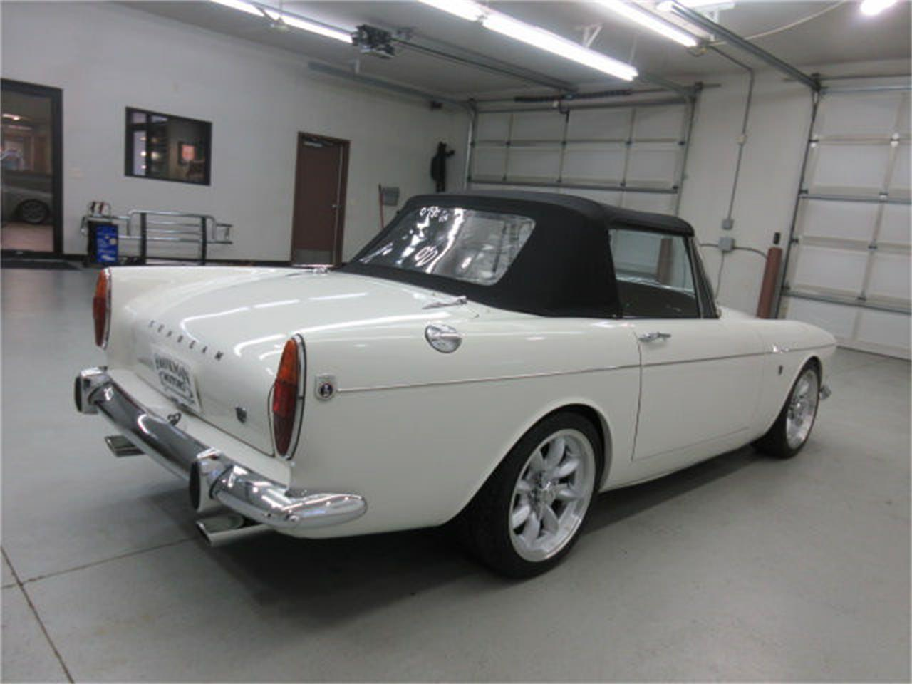 Large Picture of Classic '67 Sunbeam Alpine located in South Dakota Offered by Frankman Motor Company - JUJS