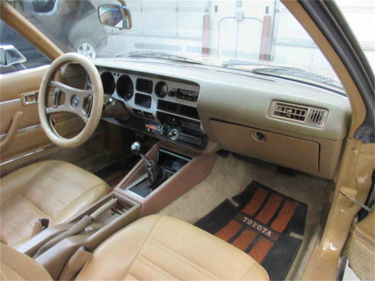 Large Picture of '78 Toyota Celica located in Sioux Falls South Dakota - $12,975.00 Offered by Frankman Motor Company - JUJT