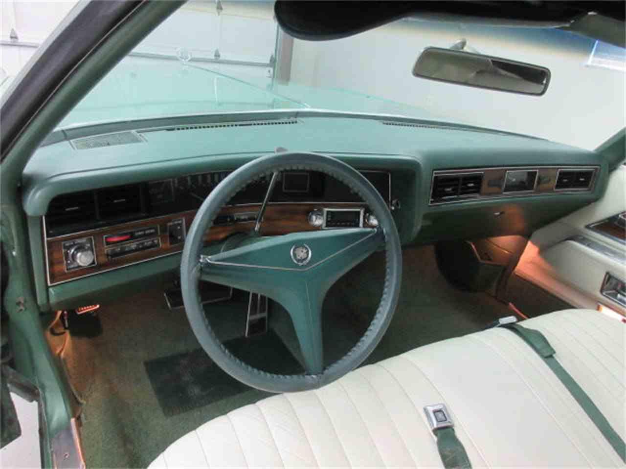 Large Picture of '72 Eldorado - JUK2