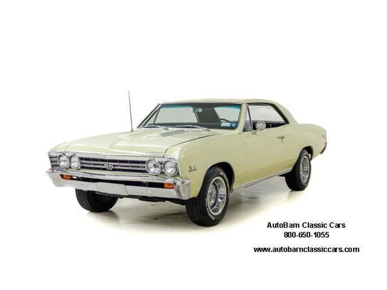 Large Picture of Classic 1967 Chevelle - JUL8