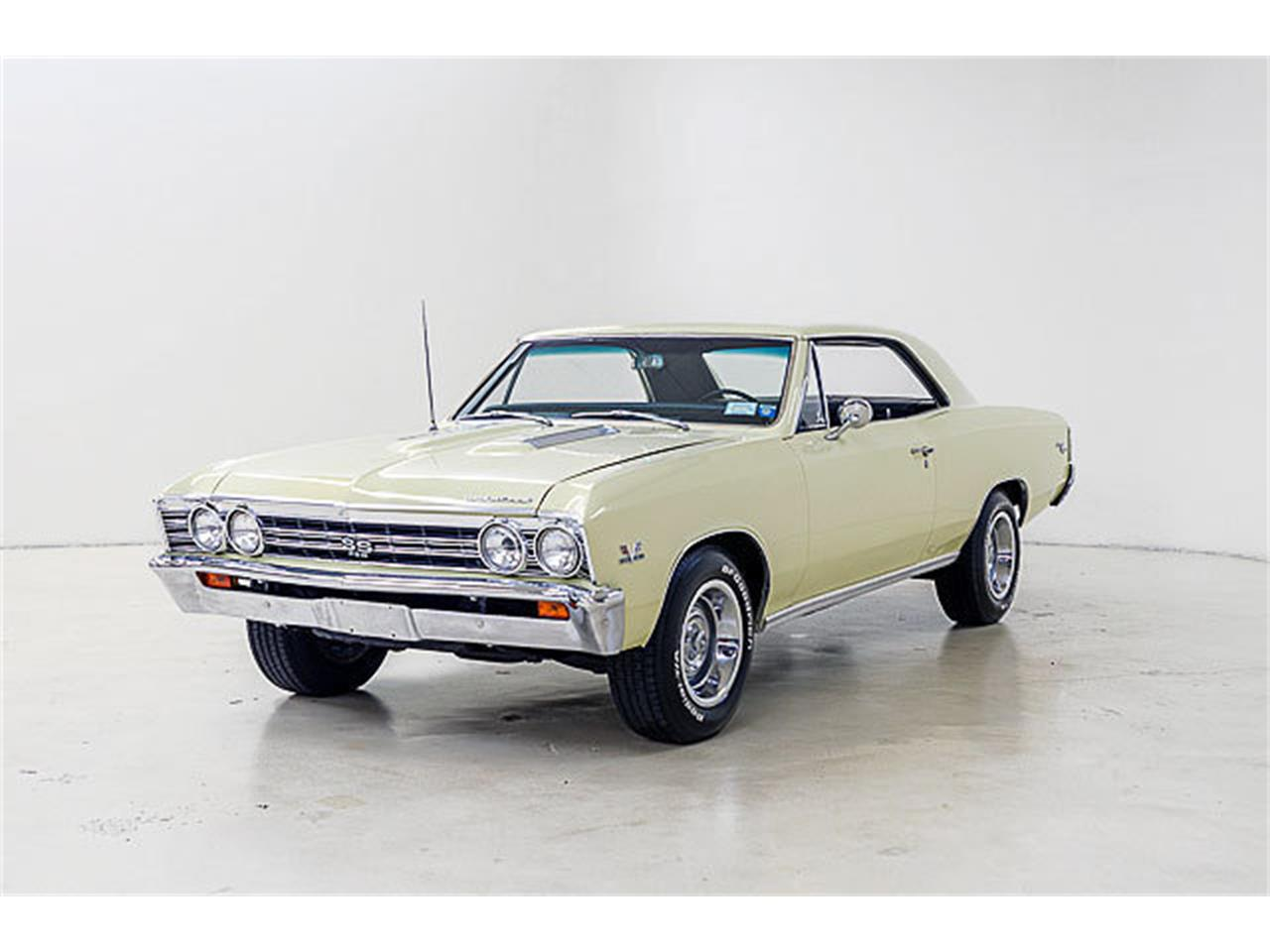 Large Picture of Classic '67 Chevrolet Chevelle - JUL8