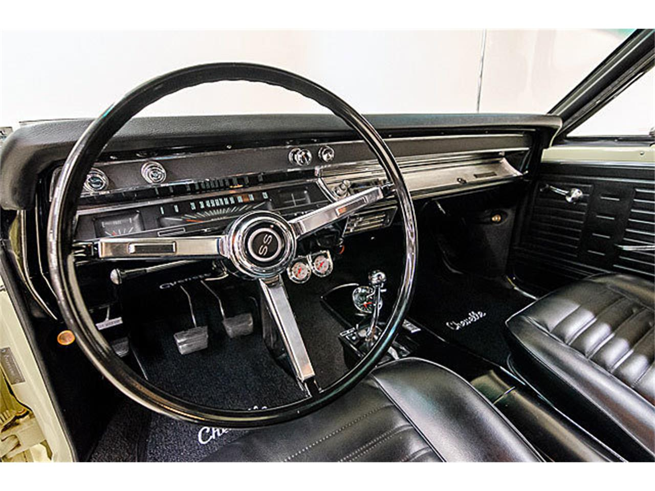 Large Picture of Classic 1967 Chevrolet Chevelle located in North Carolina - $54,995.00 Offered by Autobarn Classic Cars - JUL8