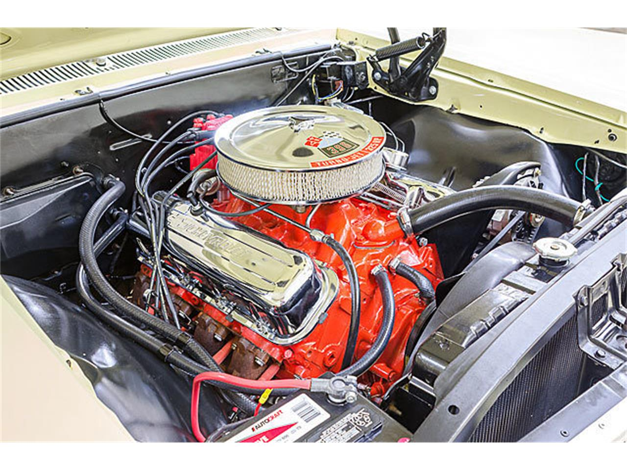 Large Picture of 1967 Chevrolet Chevelle located in North Carolina - JUL8