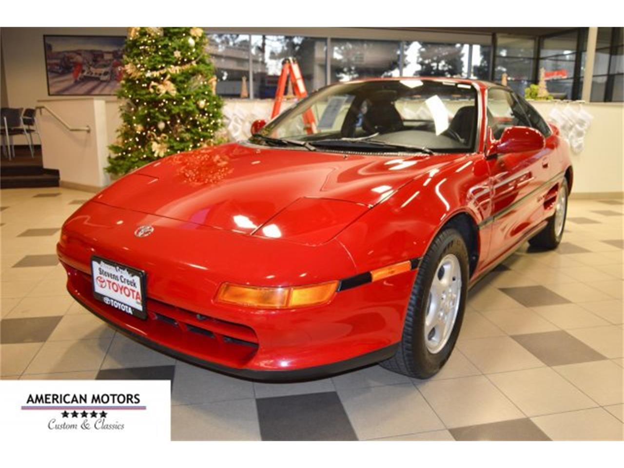 1991 toyota mr2 for sale classiccars cc 926112