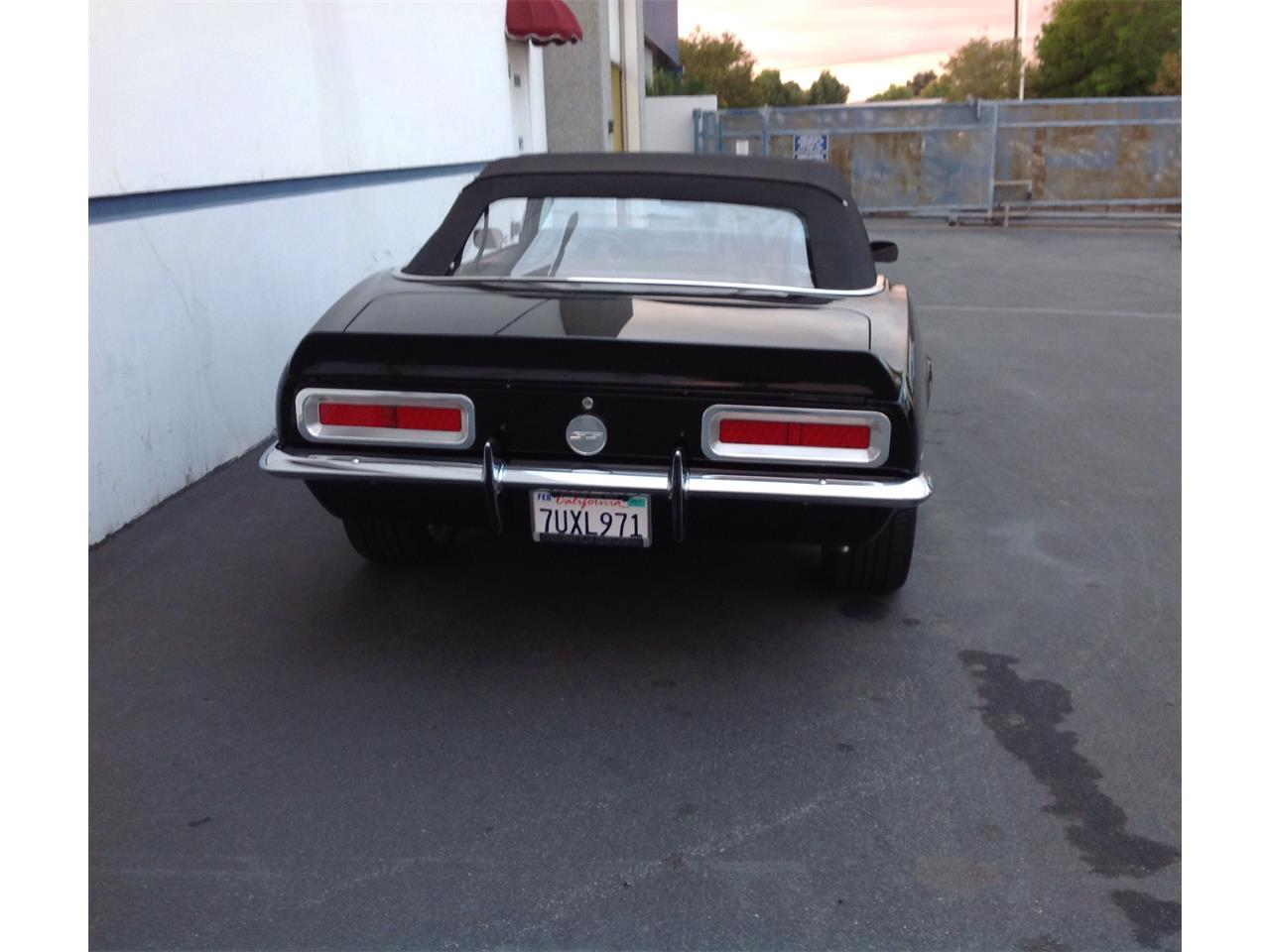 Large Picture of '68 Camaro SS - JULV