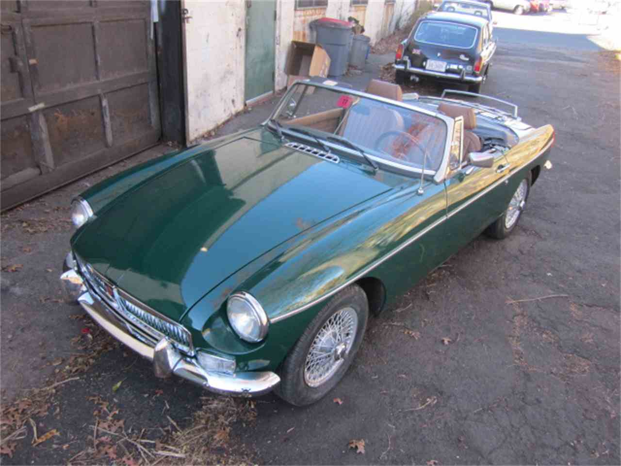 Large Picture of 1978 MG MGB located in Connecticut - $18,500.00 Offered by The New England Classic Car Co. - JULX