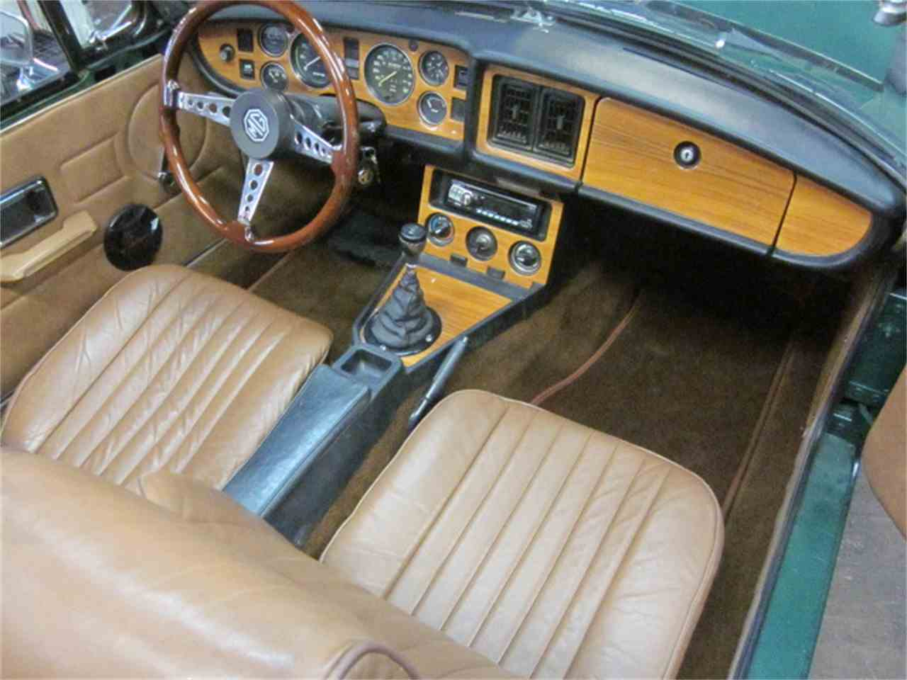 Large Picture of 1978 MG MGB Offered by The New England Classic Car Co. - JULX