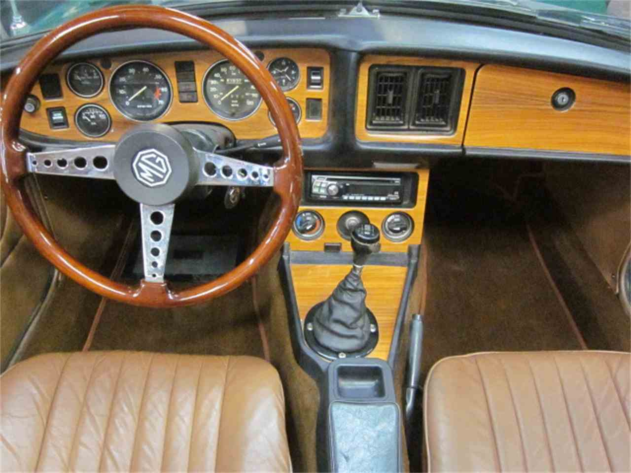 Large Picture of '78 MG MGB located in Connecticut Offered by The New England Classic Car Co. - JULX