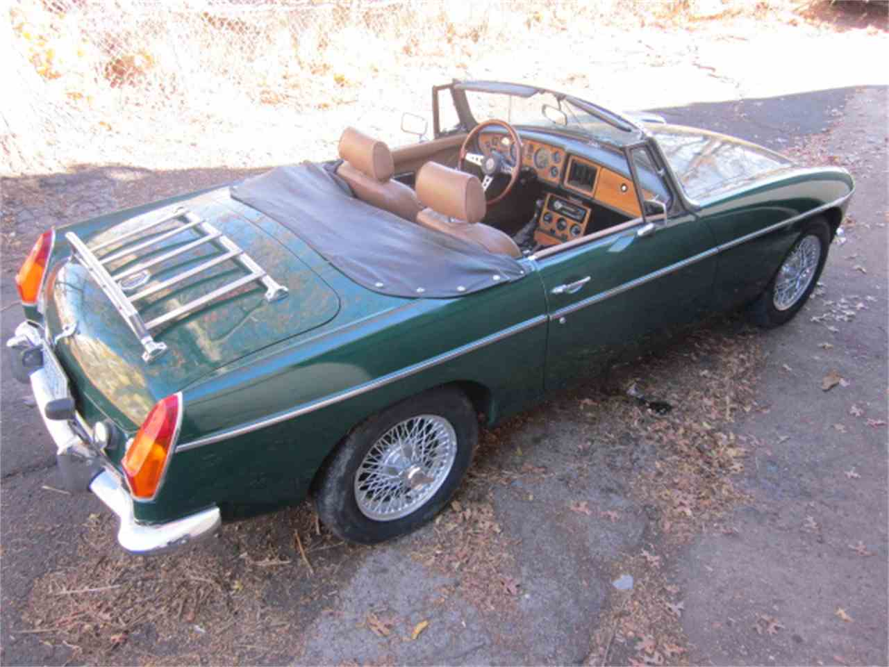 Large Picture of 1978 MG MGB - $18,500.00 - JULX