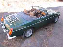 Picture of 1978 MG MGB located in Stratford Connecticut Offered by The New England Classic Car Co. - JULX