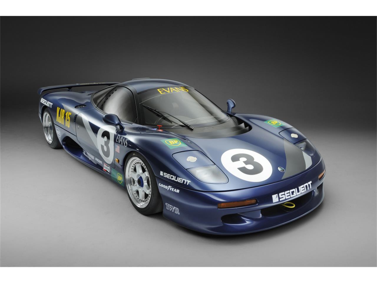 1991 Jaguar Sport twr XJR-15 for Sale   ClassicCars.com ...