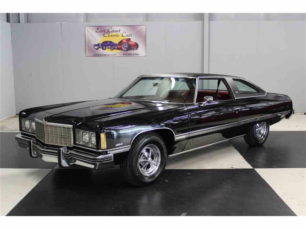 Large Picture of 1974 Caprice - $28,500.00 - JUO8