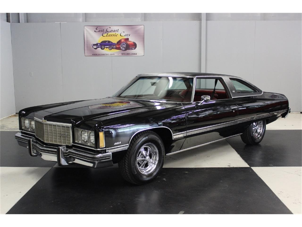 Large Picture of '74 Caprice located in North Carolina - $28,500.00 - JUO8
